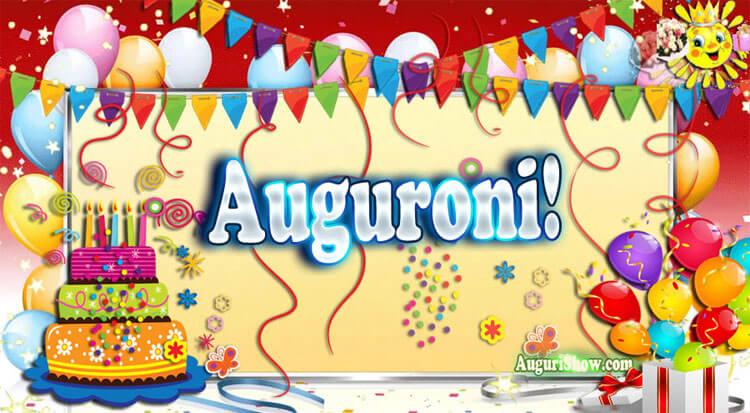 Auguroni Immagine