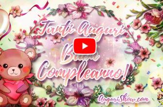 Auguri Musicali Buon Compleanno Video